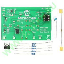 MCP6XXXEV-AMP3 ���� 1