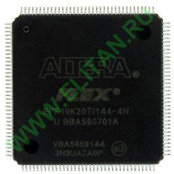 EPF10K20TI144-4N фото 1