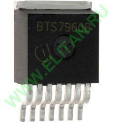 BTS7960B фото 1