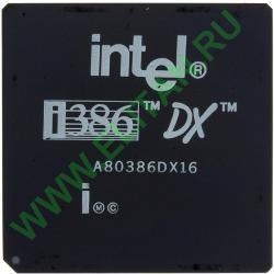 A80386DX16 ���� 1