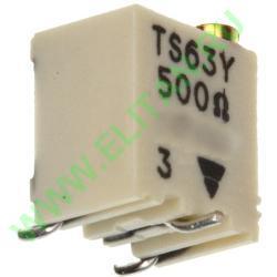 TS63Y501KR10 ���� 3