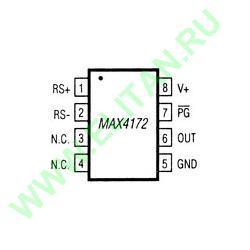 MAX4172ESA+ ���� 2