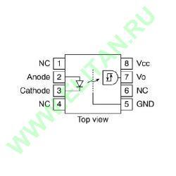 HCPL-0201-000E ���� 1