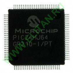 PIC24HJ64GP210-I/PT фото 1