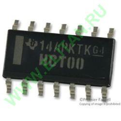SN74HCT00D ���� 3