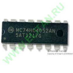 MC74HC4052ANG ���� 3