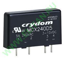 MCX240D5 ���� 3