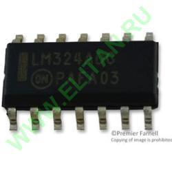 LM324ADG фото 1