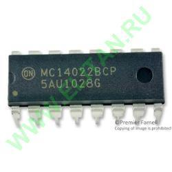 MC14022BCPG ���� 3