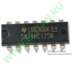 SN74HC125N ���� 3