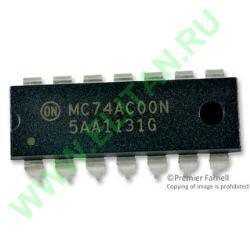 MC74AC00NG фото 1