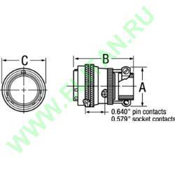 PT06SE10-6P-SR ���� 2