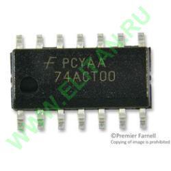 74ACT00SC ���� 1