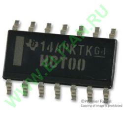 SN74HCT00D ���� 2