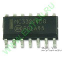 MC33204DG ���� 3