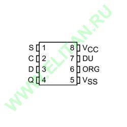 M93C46-WMN6 фото 3