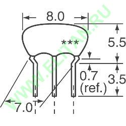 CSTLS4M00G53-A0 ���� 1