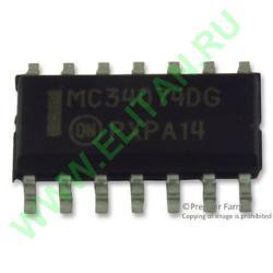 MC34074DG ���� 3