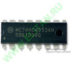 MC74HC4053ANG фото 1