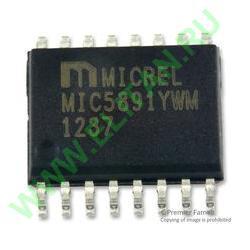 MIC5891YWM ���� 2