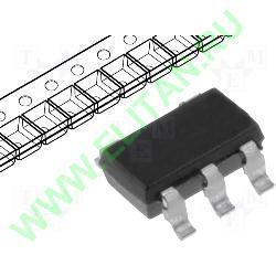 MCP6001T-I/OT ���� 1