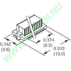 DF12B-40DS-0.5V(86) фото 1