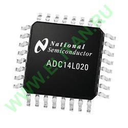 ADC14L020CIVY фото 3