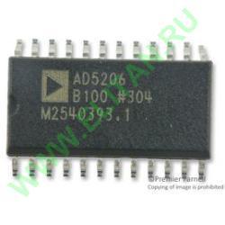 AD5206BRZ100 ���� 2