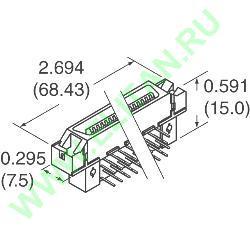 FX2B-80PA-1.27DS(71) фото 1