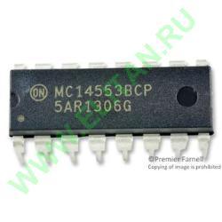 MC14553BCPG ���� 2
