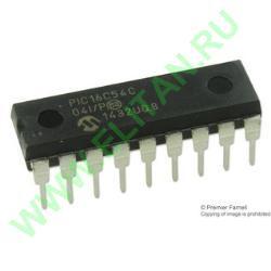 PIC16C54C-04I/P ���� 1