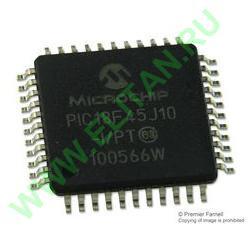 PIC18F45J10-I/PT ���� 1