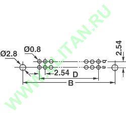 PCN10-44P-2.54DSA(72) ���� 1