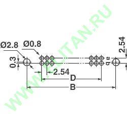 PCN10C-90S-2.54DSA(72) ���� 1