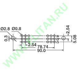 PCN10-64ACS-2.54DSA(72) ���� 1