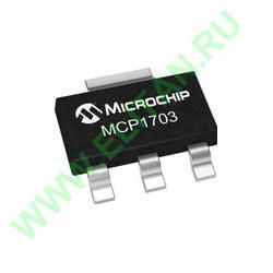 MCP1703-1802E/DB фото 2