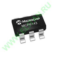 MCP6143T-E/CH фото 3